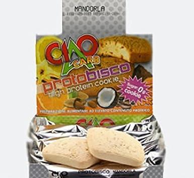 hyperproteic Galletas Proto bisco Mandorla 50 gr (almendra ...
