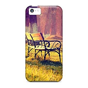 New Shockproof Protection Case Cover For Iphone 5c/ Autumn Landscape Case Cover
