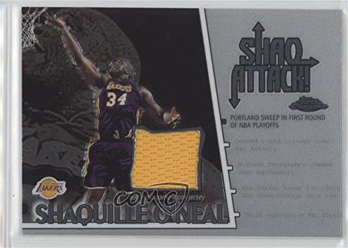03 Topps Chrome Basketball - 6