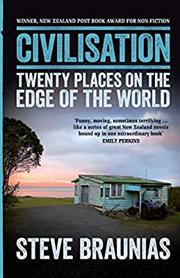Civilisation: Twenty Places At The Edge Of The World: Steve