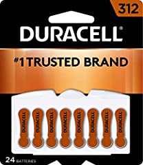 Hear every moment with long-lasting power in Duracell Hearing Aid Batteries. The Duracell Hearing Aid battery tab is extra-long, so it's simple to handle, and its packaging is easy to open. Duracell Hearing Aid Batteries are color-coded, maki...