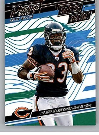 new concept 93534 5437e Amazon.com: 2019 Prestige NFL Banner Season #5 Devin Hester ...