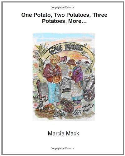 Book One Potato, Two Potatoes, Three Potatoes, More...