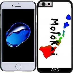 Funda para Iphone 6 Plus (5,5'') - Hawaii Molokai by loki1982