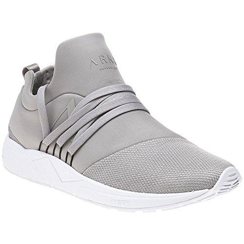 Tessuto ARKK E15 Uomo Sneakers Grey Grigio S Tecnico Raven Mesh Sx4vXRx