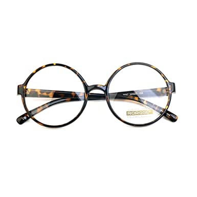 1920s Vintage Oliver rétro lunettes rondes CASW0077 Brown cadres Classic Eyewear 8O9o8WVMc