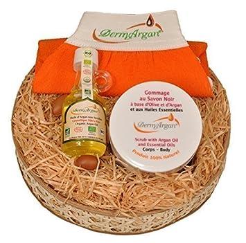 Geschenkset, Körperpflegeset Für Valentinstag Und Weihnachten Für Frauen  Und Männer, Echtes Arganöl (40ml