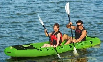 AQUA-MARINA Kayak xplr Hinchable: Amazon.es: Deportes y aire ...