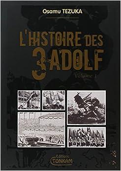 Histoire des 3 Adolf (l) - Deluxe Vol.1