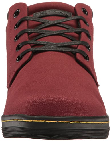 Martens Maleke Red Bootie Ankle Men's Dr Cherry fxzUwSdW
