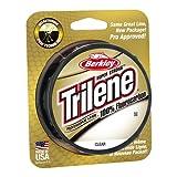 Berkley Trilene Fluorocarbon Professional Grade Filler Spool Fishing Line, Clear, 8 lb./200 yd.