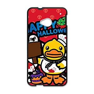 KORSE Lovely B.Duck Happy Halloween fashion cell phone case for HTC One M7