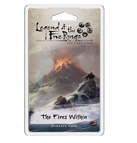 Legend of The Five Rings The Card Game - Fires Within