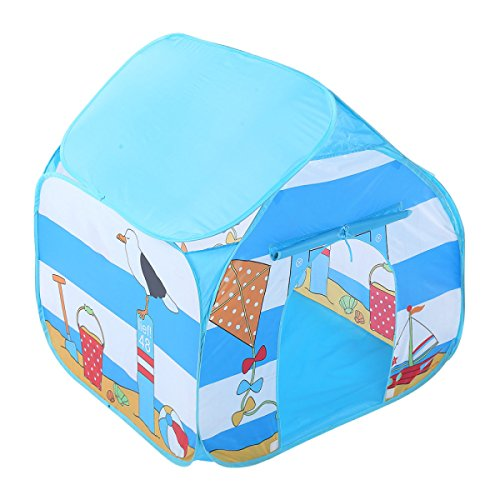 Mbd Children Play Tent Play Tent Princess boy Camping Game House Outdoor Corner House Toy Ocean Ball Pool