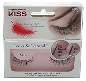 cb6912b7fea Kiss Looks So Natural Lashes Sultry: Amazon.ca: Beauty