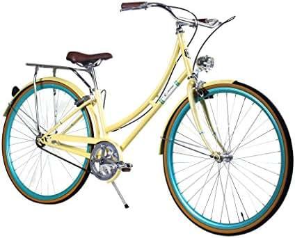 Zycle Fix Civic Women - Summer - Women City Series Single-Speed Urban Commuter Bike