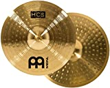 "Meinl Cymbals HCS13H 13"" Traditional Hihat (Hi hat) Cymbals for Drum Set, Pair (VIDEO)"