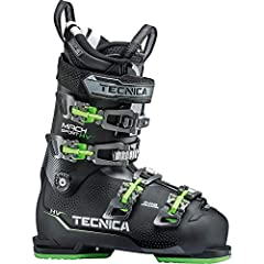 You're pretty sick of forcing your feet into those mid-volume rental boots, so it's a good thing that the Technica Mach Sport EHV 120 Ski Boot has come along. This hard-charging ski boot is made specifically for skiers with larger feet who st...