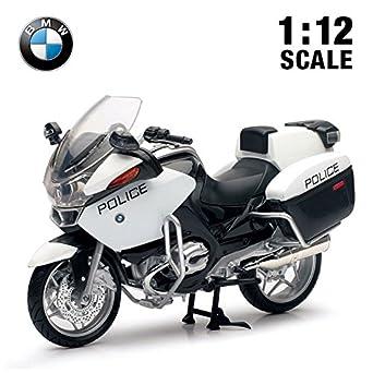 1 12 Bmw R1200rt P Police Bike ポリスバイク スケールモデル