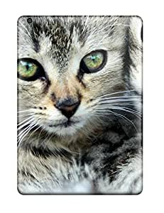 New Premium NkHKHBb16290vYRre Case Cover For Ipad Air/ Cute Cuddling Cats Protective Case Cover