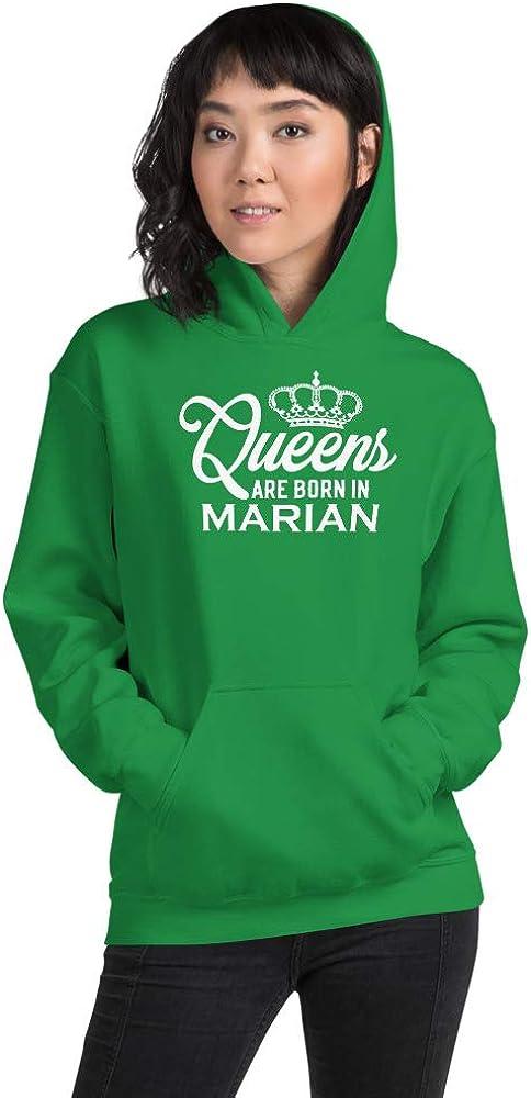 Queens are Born in Marian PF