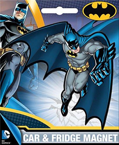 Ata-Boy DC Comics Die-Cut Batman Magnet for Cars, Refrigerat