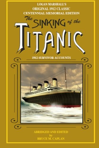 Read Online The Sinking of the Titanic PDF