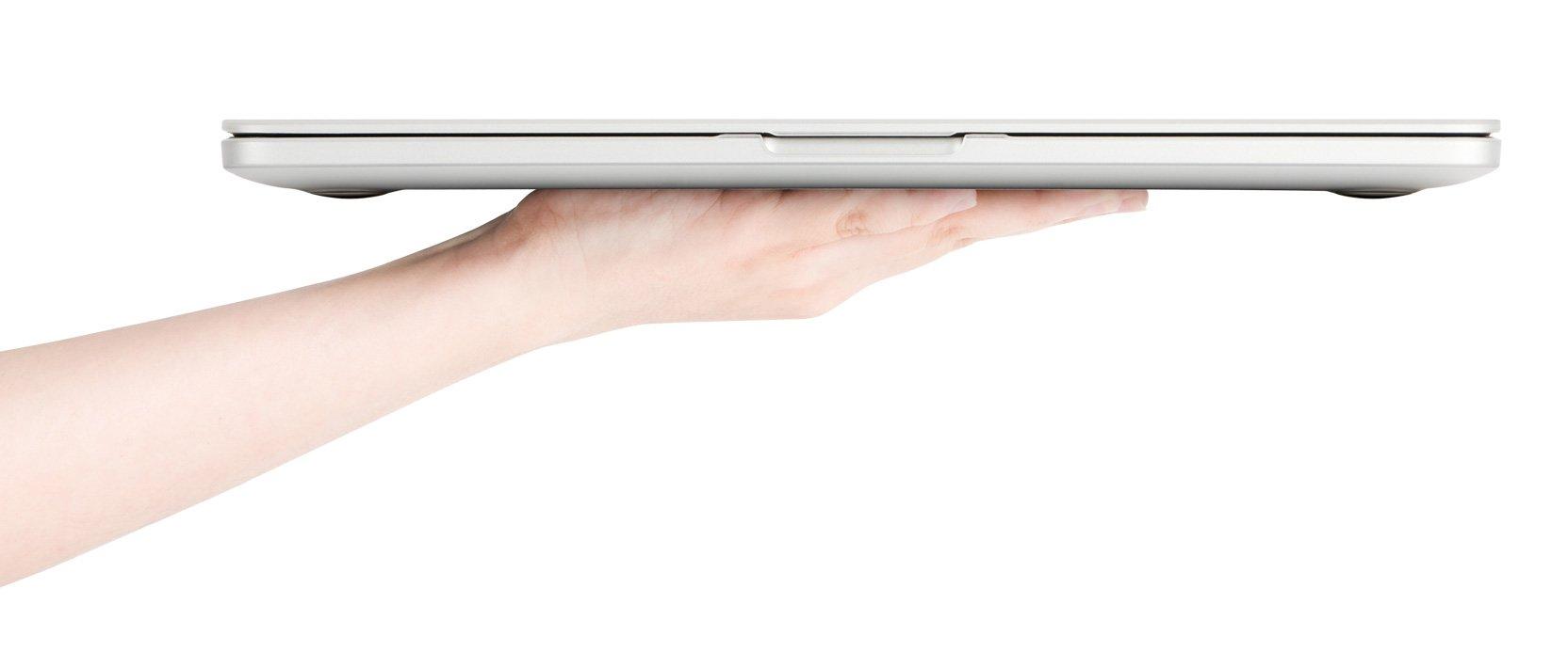 Moshi iGlazeUltra-Thin MacBook Pro 13 Retina - (Translucent)