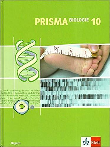 Prisma 10 – Biologie