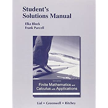Finite Mathematics And Applied Calculus 4th Edition Pdf