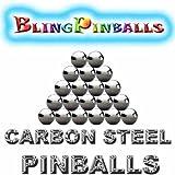 BC Precision bling carbon 20 Carbon Steel Premium Bling Mirror Finish Pinballs