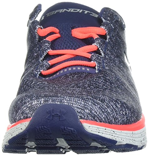 Charged Glacier Gray Running Shoe Armour Navy Metallic Men's Silver Bandit Under Midnight 3 FEUxwq