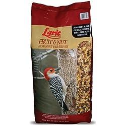 Lyric 2647417 Fruit & Nut High Energy Wild Bird Mix - 20 lb. bag