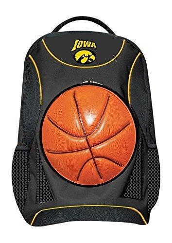 Jukz University of Iowa Backpack & Interchangeable Ball by Jukz
