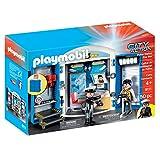 Playmobil Police Station Play Box Building Kit