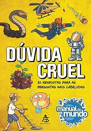 Duvida Cruel 80 Respostas Para As Perguntas Mais Cabeludas Ebook Fulfaro Mariana Thenorio Ibere Amazon Com Br Loja Kindle