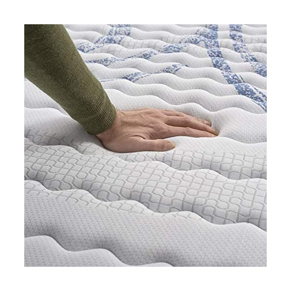 Naturalex | Perfectsleep | Materasso Matrimoniale King 180x200 cm Memory e Lattice Multi Densità | Supporto Adattato… 4 spesavip