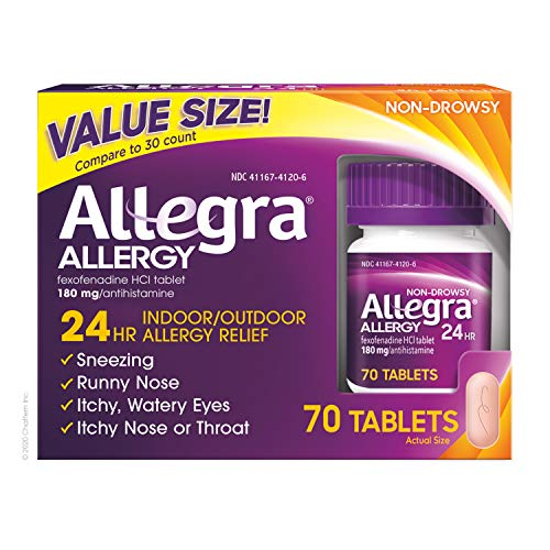 Allegra Adult 24 Hour