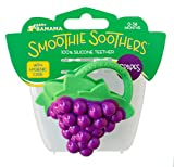 Baby : Baby Banana Grape Smoothie Soother, Purple and Green