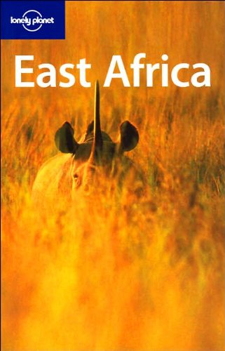 Lonely Planet East Africa (Multi Country Guide)