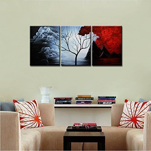 Wall Decor Landscape Paintings Feng Shui Home decor tips
