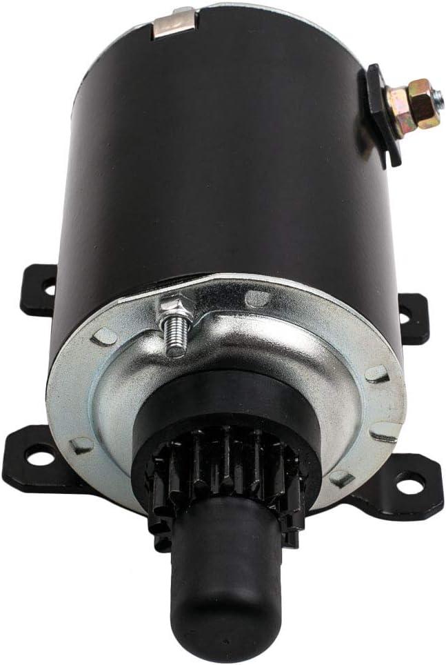 maXpeedingrods 1X Anlasser 16 Zahn f/ür OHV12 202701BVM80 150100D