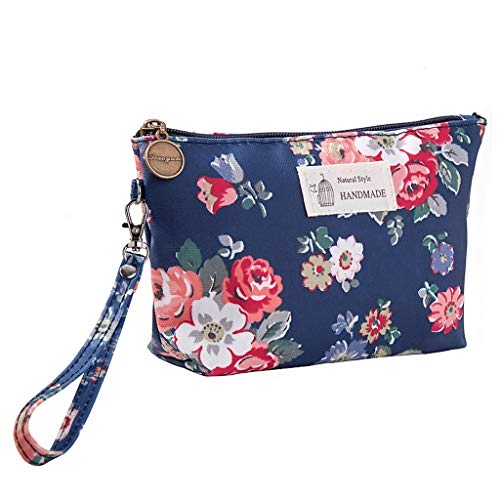 Case Kalttoy Organizer Bag New Canvas Purse Coin Makeup Zipper Phone Pouch 02 Cosmetic xrUqrIw6C