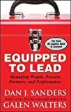 img - for Equipped to Lead: Managing People, Partners, Processes, and Performance (Management & Leadership) book / textbook / text book