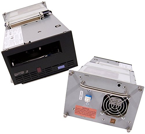 Dell PowerVault 132T LTO3 FC 400/800GB Tape Drive YY808