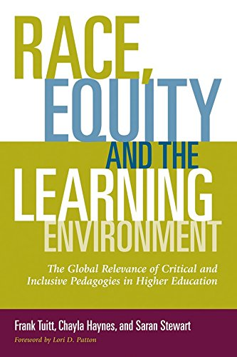 Race, Equity, and the Learning Environment: The Global Relevance of Critical and Inclusive Pedagogies in Higher Education