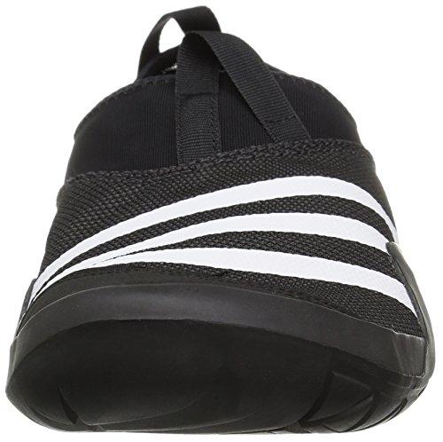 Adidas Extérieure Mens Climacool Jawpaw Slip-on Chaussure Deau Noir / Blanc / Utilitaire Noir
