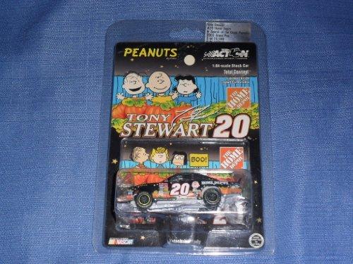 2002 Tony Stewart #20 Search for Great Pumpkin