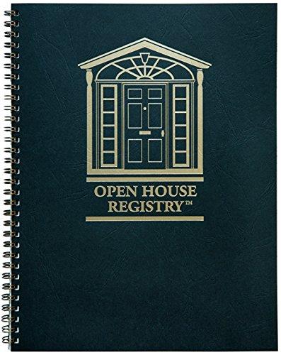 Open House Registry Spiral Black