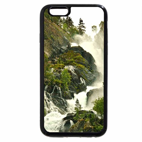 iPhone 6S Plus Case, iPhone 6 Plus Case, waterfall in chasm in japan